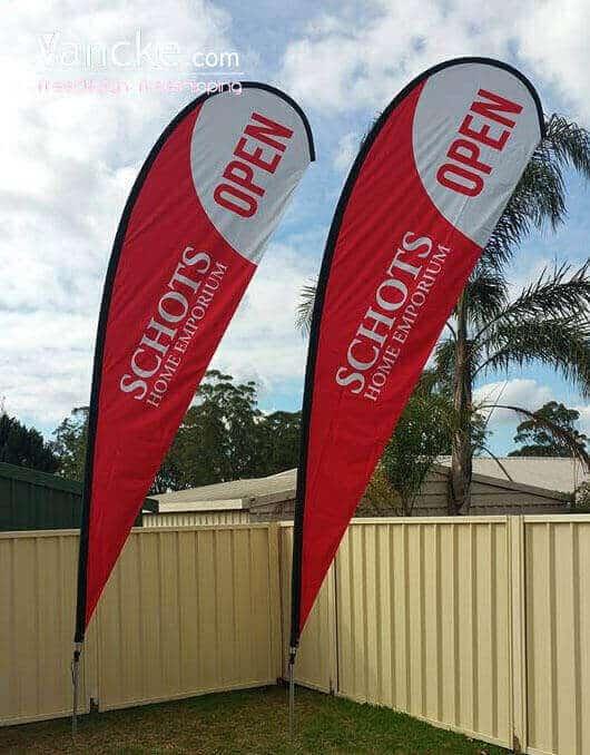 cheap teardrop flag teardrop banners sydney teardrop banners gold coast teardrop advertising banners