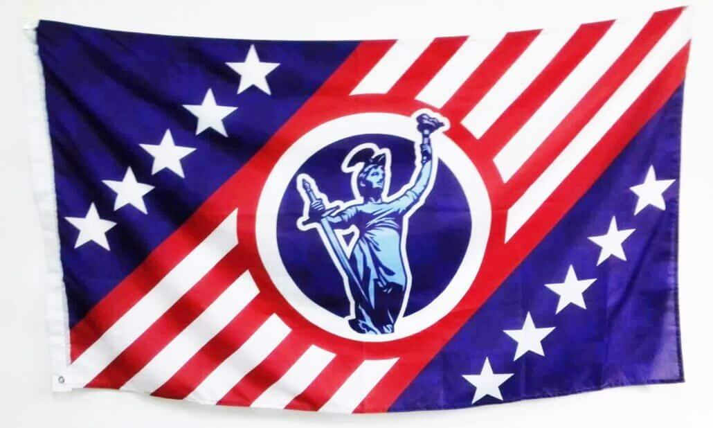 custom flag