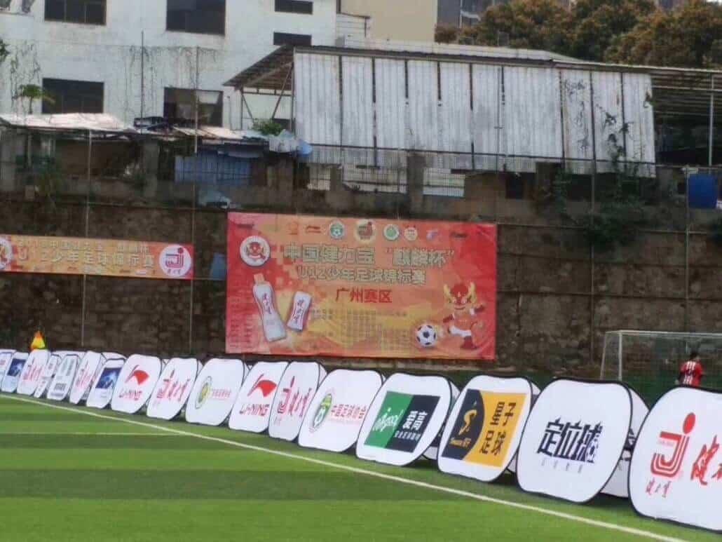 a frame signs sideline aps sideline banners pop up a frame banner